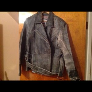 Wilsons leather jacket XL